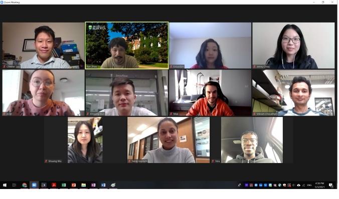 Group meeting 20210503